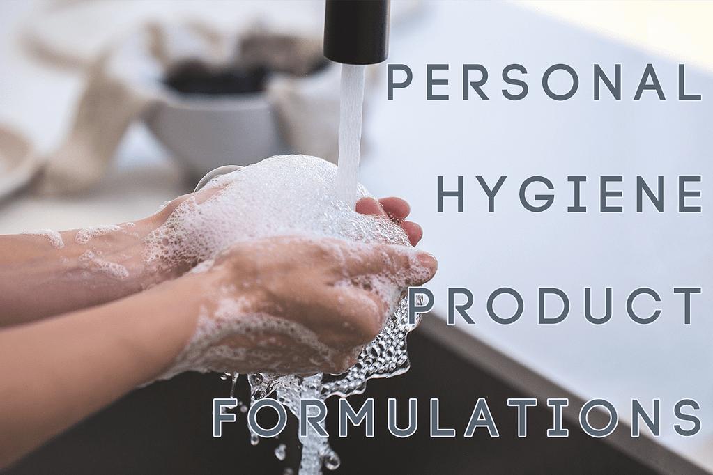 hygiene formulation